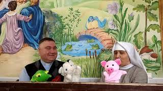 18. Пригадаймо собі. Катехизи для дітей на карантине 2020 р. м. Миколаїв.