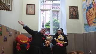 23.  Хочу побачити Ісуса. Катехизи для дітей на карантине 2020 р. м. Миколаїв.