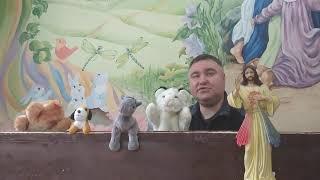 24. Добрий Самарянин. Катехизи для дітей на карантине 2020 р. м. Миколаїв.