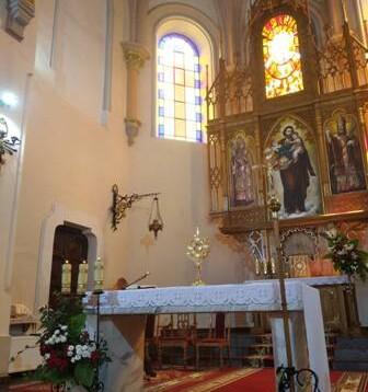 Урочистість Тіла і Крові Господньої в нашій парафії