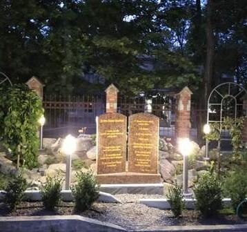 «Гора Синай» біля нашого храму
