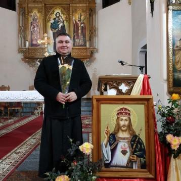 Отець Олександр! Вітаємо…